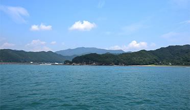 名倉湾マップ