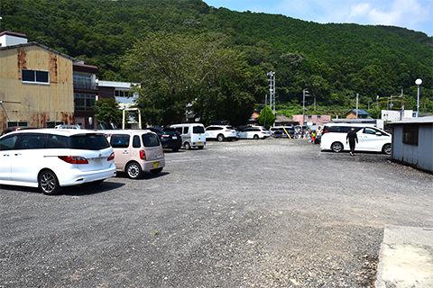 石倉渡船駐車場